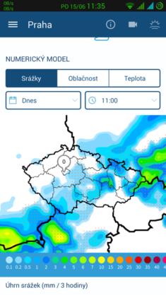 Obrázek: In-Počasí - mapa